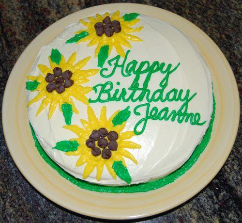 Jeannes cake