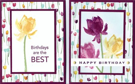 Card 1 and 2