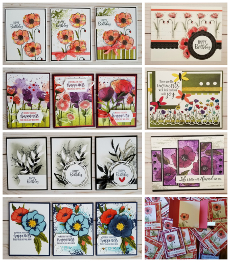 Peace Poppies Collage 2